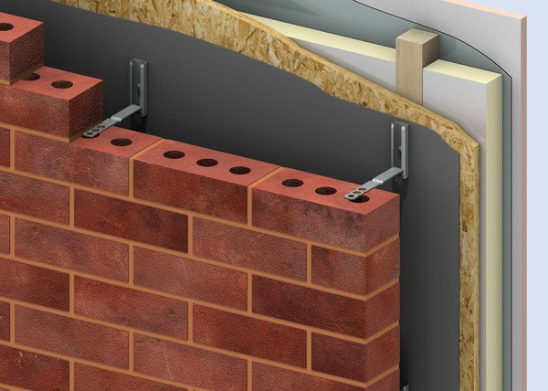 ffe32a9d439b How to specify timber frame wall ties