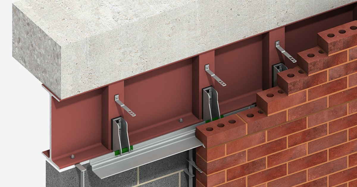 Masonry Support | Ancon Ltd